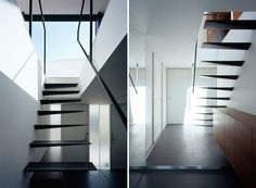 Ring House by APOLLO Architects, near Tokyo, Japan.