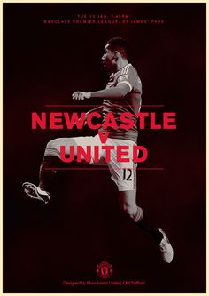 #mufc have won the last three games at St James' Park & are targeting another victory tonight at 19:45 GMT. Come on! - Fotos y videos de Manchester United (@ManUtd) | Twitter