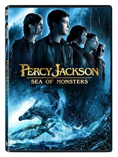 Join the Epic Adventure of Percy Jackson: Sea of Monsters {Giveaway} Dec 17 #PercyHeroes #printables