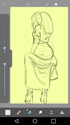 My drawing ❤ #beyonce. #beyart #beyoncecarter