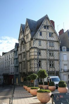 Angers, Loire Valley, France