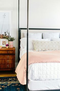 Jenny Komenda's bedroom refresh