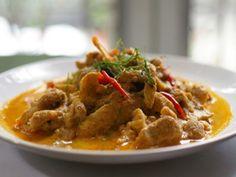Panæng (Super lækker stærk thai curry)!!