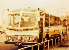 1964年、北陸へのバス旅