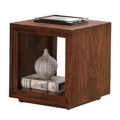 Riverside Furniture Symmetry Cube Table U0026 Reviews | Wayfair