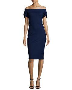 4ce427d39a9  Lauren Ralph Lauren Petites Side-Stripe Sheath Dress - Bloomingdale s