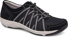 WomensHonorSneakers  inBlackSuedeLeather