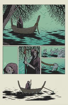 Andrew MacLean • Comics & Art