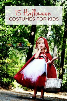 With ideas for perfectly sweet princesses, daring vikings, and adorable animals, these 15 Halloween Costume Ideas are the perfect inspiration for your kids. Your little ones are sure to love selecting their festive outfits!