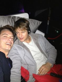 John Barrowman & Scott Gill