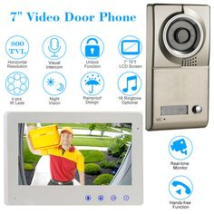 Find More Video Intercom Information about CUSAM 7