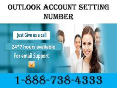 Outlook account setting issues can solved by dialing outlook helpline number 18887384333.