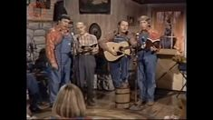 Hee Haw Gospel Quartet - Shall We Gather at the River 1977