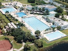 coral springs aquatic complex, florida  I need to move there!