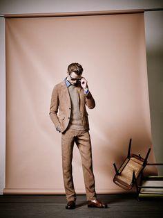 Ermenegildo Zegna SS17.  menswear mnswr mens style mens fashion fashion style ermenegildozegna campaign lookbook