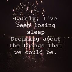 Counting Stars - One Republic. Definitely one of my favorite songs. No more counting dollars, We'll be counting stars . Cool Lyrics, Music Lyrics, Drake Lyrics, Lyric Quotes, Me Quotes, Lyrics To Live By, Counting Stars, We Will Rock You, One Republic