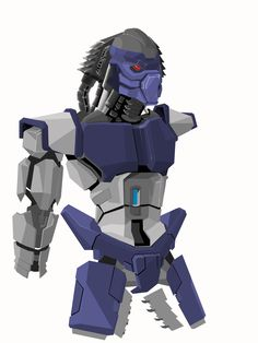 robot, cgi, Ps, art