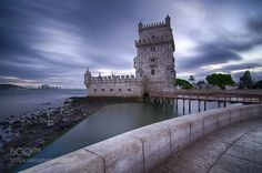 Sunset at Torre de Belem #PatrickBorgenMD