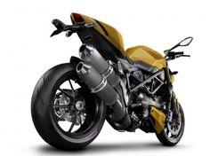 Ducati 2012 Streetfighter 848.