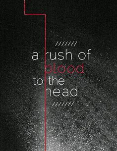 A Rush Of Blood To The Head