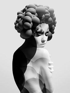Digital artwork by Michael Ostermann. ☚