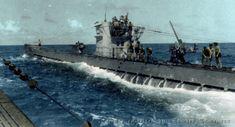 Das U-Boot им цвет