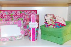 Lilly Pulitzer paper goods
