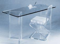 Acrylic Furniture | Custom Acrylic Furniture | Acrylic Desk | Custom Acrylic Tables | Unique Acrylic Furniture Design