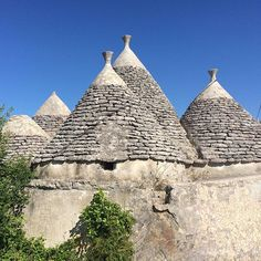 A beautiful sunny Sunday in the land of the Trulli!