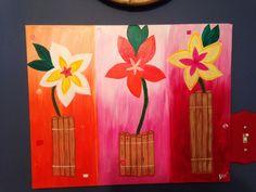 Haiwaian  flowers