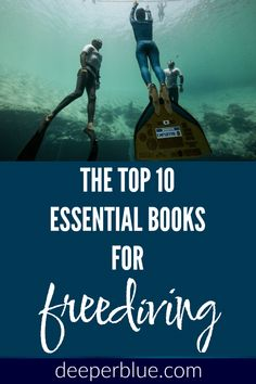 We've gathered the top 10 essential books that any freediver needs Scuba Diving Gear, Cave Diving, Maui Vacation, Hawaii Travel, Scuba Diving Pictures, Scuba Diving Certification, 10 Essentials, Big Island Hawaii, Great Barrier Reef