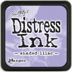shaded lilac distress ink - Google zoeken
