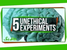 5 Psychology Experiments You Couldn't Do Today - YouTube