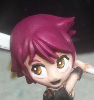 Tutorial: How to Paint Chibi Eyes Revisited  Scott, the Brush Wizard, has another tutorial for us, this time on painting Chibi eyes. While not exactly the typical miniature we see painted, the extra large eyes do add a lot of character when done well