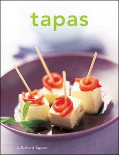 Cook tasty and simple Spanish dishes with this easy-to-follow tapas cookbook. In taverns from Madrid to Barcelona you'll find Spaniards passing the early evening hours drinking crisp dry sherry and sn