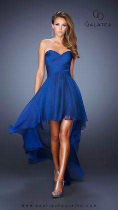 vestidos de 15 años azul rey - Buscar con Google