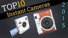 Top 10 Instant Cameras 2015   Compare Instant Cameras