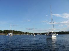 In Stockholm Archipelago: Getudden & Paradiset Stockholm Archipelago, Finland, Denmark, Norway, Sweden, Sailing, Summer, Candle, Summer Time