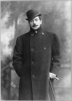 Giacomo Puccini(1858-1924)