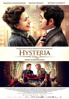 Hysteria - a entertaining movie about a taboo subject