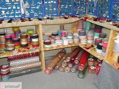 Χριστουγεννιάτικα υφάσματα για διακόσμηση! Fabric Ribbon, Home Decor, Decoration Home, Room Decor, Home Interior Design, Home Decoration, Interior Design