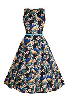 Our signature dress is back for SS17. Full of beautiful, classy and elegant prints. The Famous...