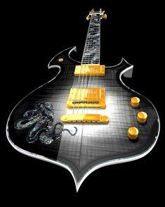 Minarik Guitars krakson