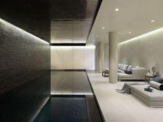 The Swimming Pool, Ashberg House, Chelsea, Designed by Morpheus London