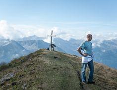 The View At Richi's Gamsgarkogel Hut // Bad Gastein #badgastein