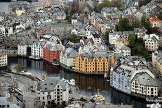 Олесунн, Норвегия: kitv