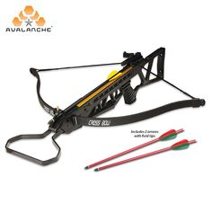 Avalanche Tactical Crossbow - 120-lb Draw Weight | BUDK.com - Knives & Swords At The Lowest Prices!