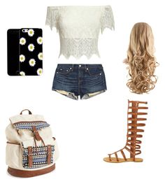 """""""The basic blonde """" by lindaramadan on Polyvore"""