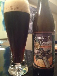 Dark, smokey, choco-coffee flavaa - via @jacksabby - such a fantastic winter lager