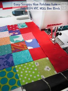 *With Heart and Hands* : Free Quilt Patterns:UPDATED 2015--website with a list of lots of free quilting patterns
